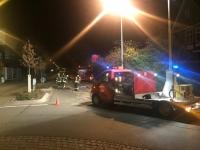 Die Freiwillige Feuerwehr Korbach hat am 26. Oktober einen Einsatz in der Briloner Straße absolviert.
