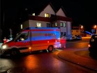 In der Nacht vom 12. auf den 13. Februar rückten Wehren, Polizeikräfte, Notarzt und Retter nach Wrexen (Landkreis Waldeck-Frankenberg) aus.