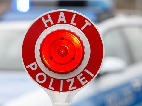 Eine Alkoholfahrt endete mit der Beschlagnahmung des Führerscheins.