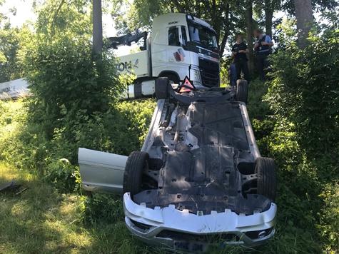 Ein Verkehrsunfall mit drei verletzten Personen ereignete sich am 27. Juni in Lengefeld.