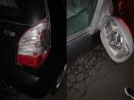 Ein schwarzer C2 wurde in Korbach beschädigt - die Polizei sucht Zeugen.