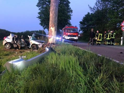 Der schwere Verkehrsunfall bei Rhenegge forderte ein drittes Todesopfer.