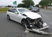 Ein Verkehrsunfall ereignete sich am 28. August in Korbach.