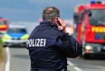 Eine Unfallserie ereignete sich am 6. April 2019 in Warburg