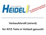 Die Firma Heidel sucht Verstärkung.