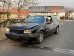 In den frühen Morgenstunden des 30. November ereignete sich ein Auffahrunfall in Giflitz.