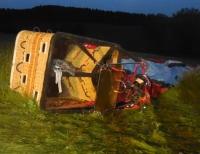 Am 4. Juni 2019 kam es bei Bredelar zu einem Unfall mit schwerverletzten Personen.