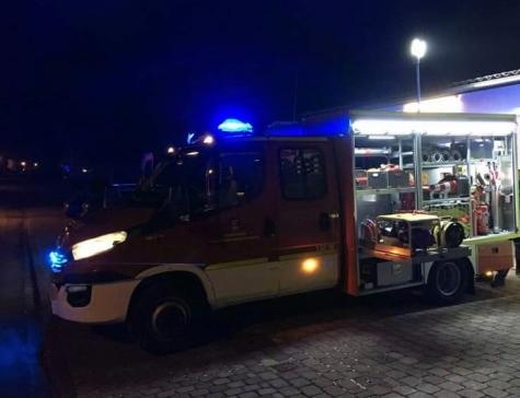 Wurde böswillig alarmiert: Die freiwillige Feuerwehr Rengershausen.