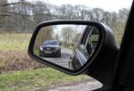 Ein Verkehrsunfall im Begegnungsverkehr ereignete sich am 26. Mai um 11 Uhr auf der Kreisstraße 38 - die Polizei sucht Zeugen