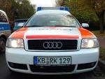 In Reinhardshausen verunfallte am Mittwochabend ein 16-Jähriger.
