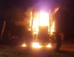 Am 28. Februar stand in der Feldgemarkung Freienhagen ein IHC-Schlepper in Vollbrand. Die Waldecker Wehren verhinderten ein Übergreifen der Flammen auf eine Jagdhütte