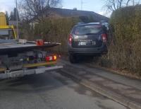 Ein Unfall im Kreuzungsbereich ereignete sich am 4. März 2020 in Korbach.