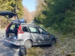 Am 13. April ereignete sich ein Alleinunfall zwischen Rattlar und Ottlar.