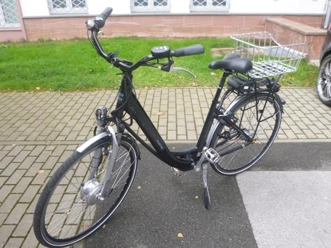 Ein Pedelc wurde in Korbach gefunden - die Polizei sucht die Besitzerin des Bikes.
