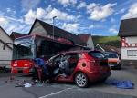 In Holzhausen ereignete sich am 20. August ein schwerer Verkehrsunfall.