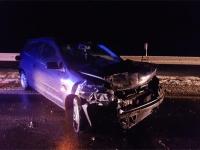 Bei Viermünden kam es am Dienstagmorgen zu einem Verkehrsunfall.