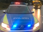Ein Unfall mit einer Gesamtsachschadenssumme von 35.000 Euro ereignete sich am 8. Mai auf der B 450.