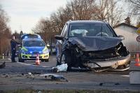 Bei dem Unfall am Sonntagnachmittag wurden zwei Frauen verletzt. Nicht zum ersten Mal hat es an der Kreuzung gekracht.