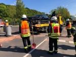 Am 15. Mai kam es zu einem Unfall bei Sehlen - verletzt wurde niemand.