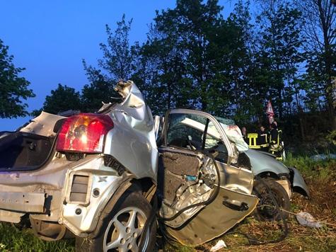 Am 4. Mai ereignete sich ein Verkehrsunfall im Raum Diemelsee.